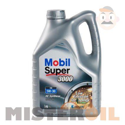 mobil super 3000 xe 5w 30 5 l mister oil. Black Bedroom Furniture Sets. Home Design Ideas